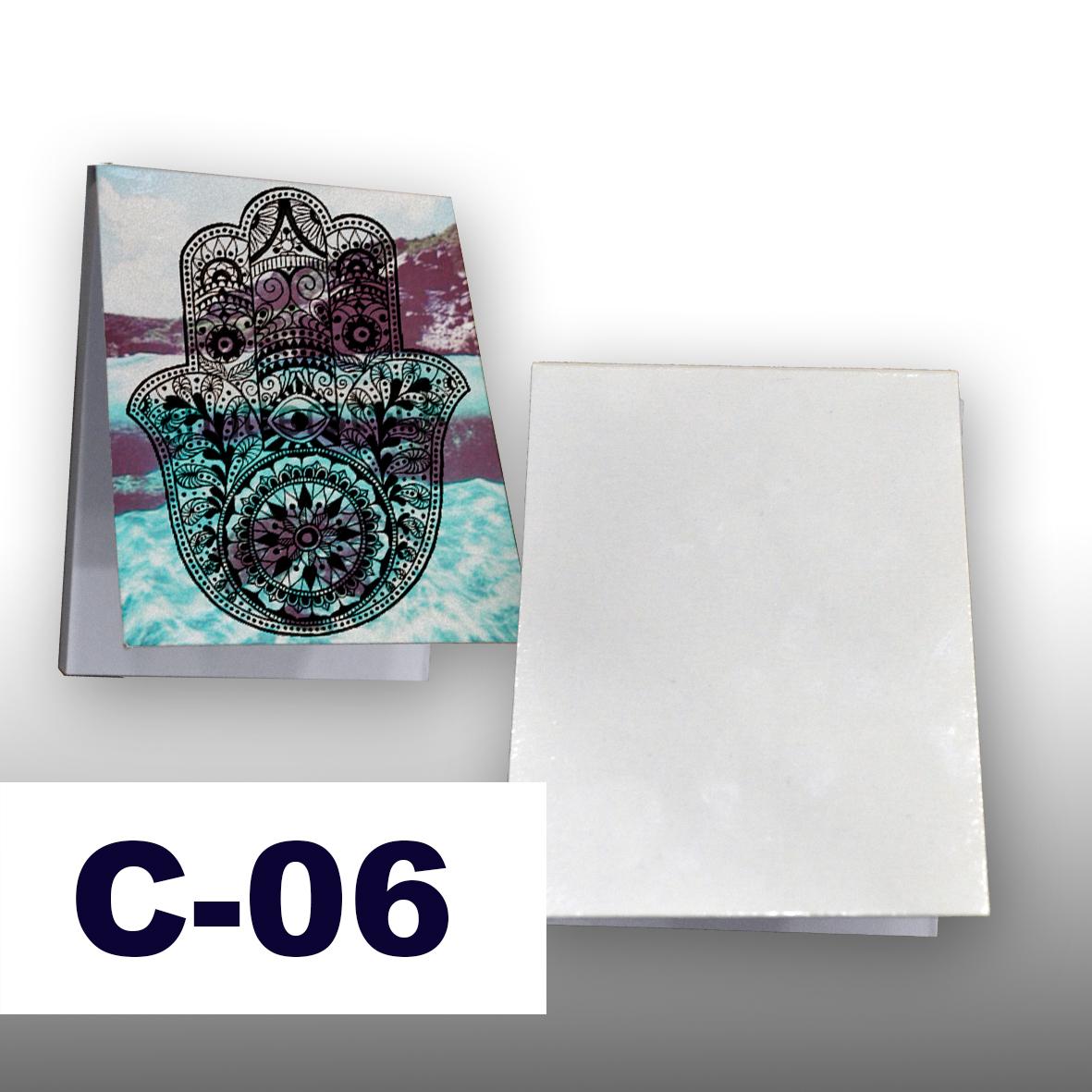 Anotador de Cartón sublimable Image