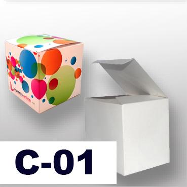 Caja de cartón sublimable Image