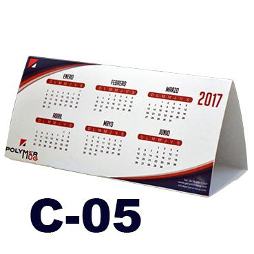Calendario carpita de cartón sublimable Image